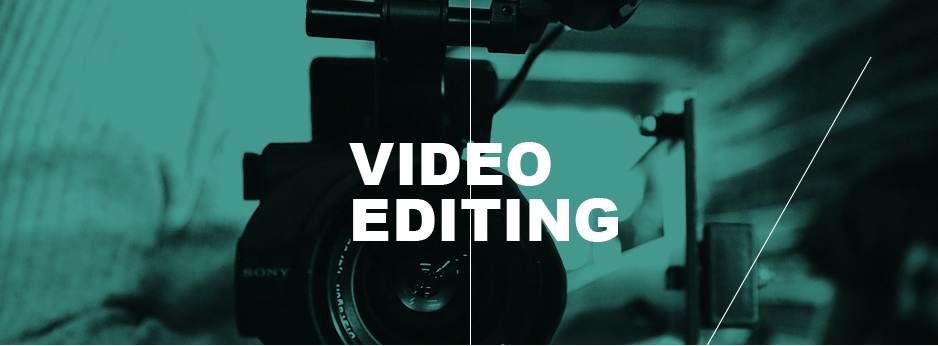 Video Editing Banner